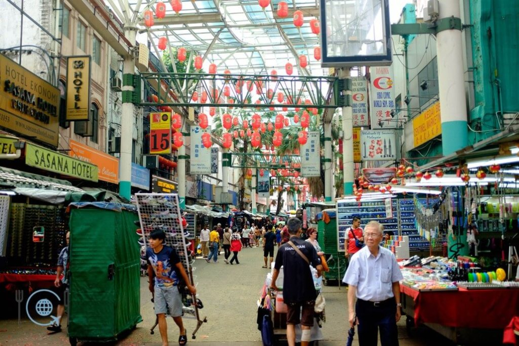 Kuala Lumpur Itinerary Petaling Street