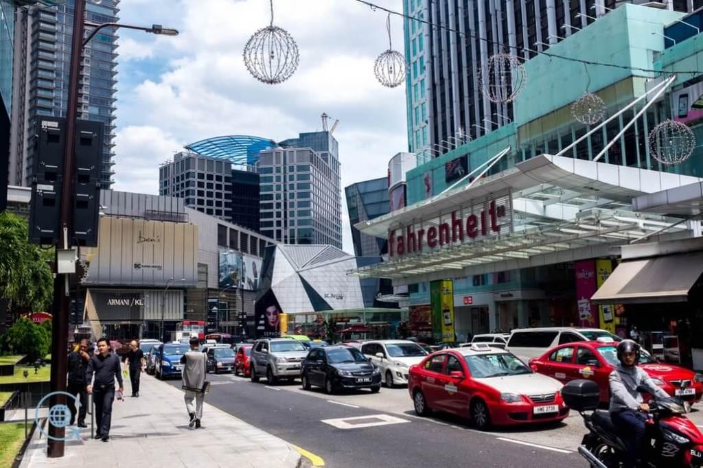 Kuala Lumpur Itinerary Shopping in Bukit Bintang
