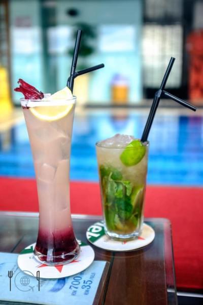 Kuala Lumpur Itinerary Traders Drinks