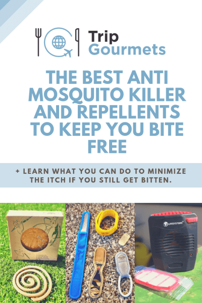 Best Mosquito Repellent Devices And Products In 2018