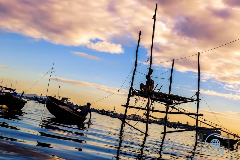 Vietnam 3 week itinerary Hoi An Fishermen
