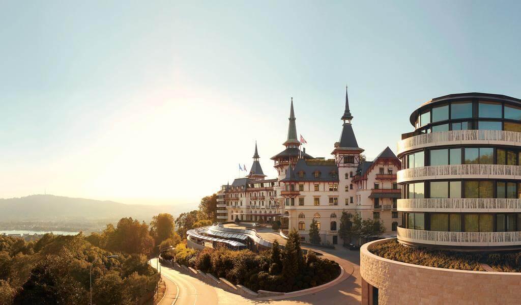 Best places to stay in zurich dolder grand