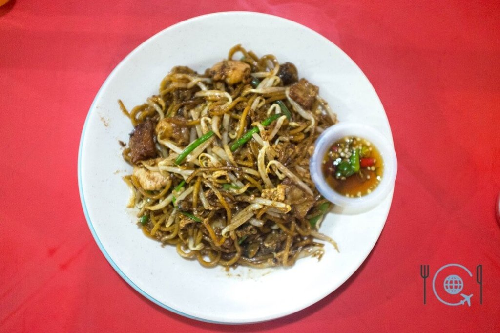 Best Hawker Food in Penang Mee Goreng