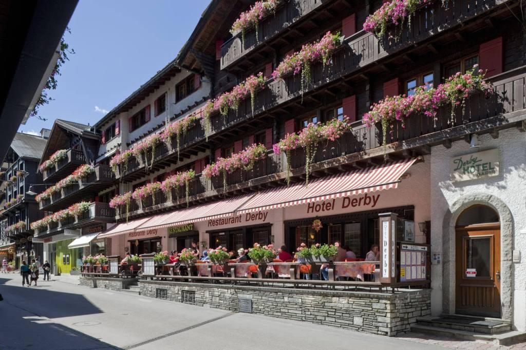 Sky Holiday Zermatt - Hotel Derby