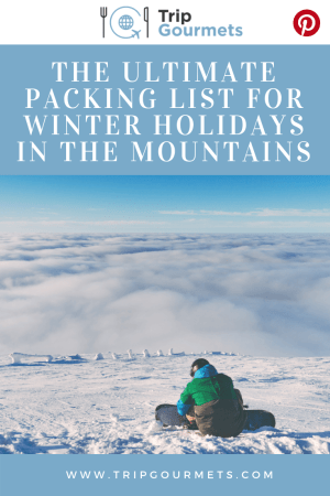 Packing List for Winter Holidays