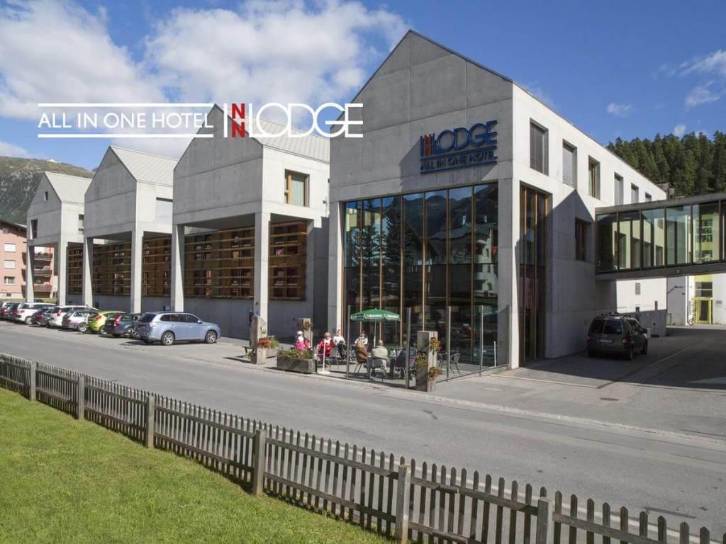 St Moritz Accommodation All In One Hotel - Inn Lodge : Swiss Lodge