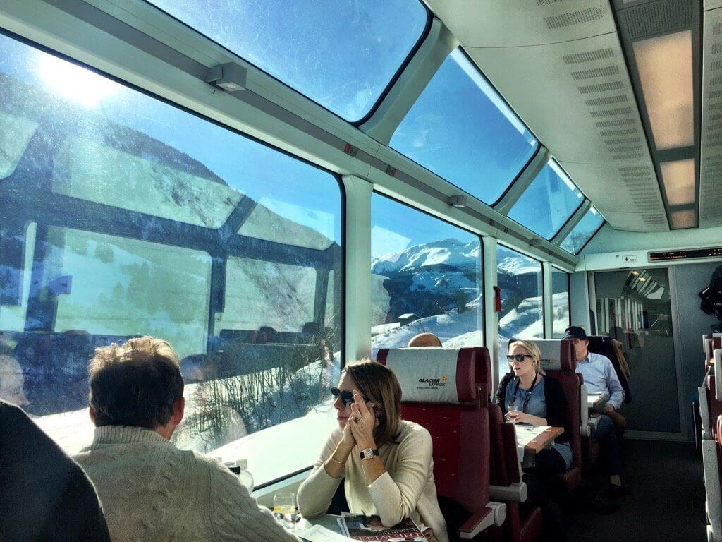 Things to do in St Moritz - Glacier Express