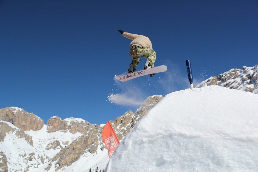 Things to do in St Moritz - Snowboarding