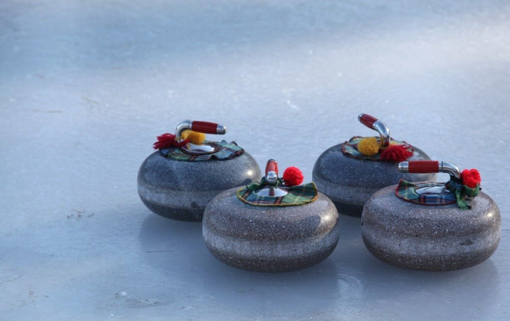 Things to do in Switzerland in winter - Curling - Photo from Pexels