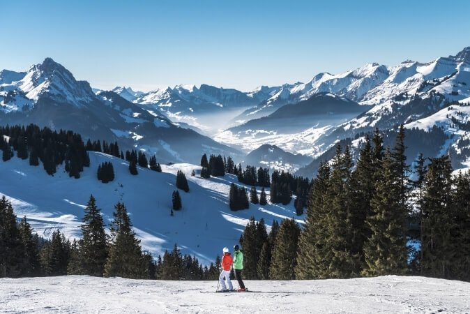 Switzerland Winter Holidays : Gstaad : Copyright by Gstaad Saanenland Tourismus
