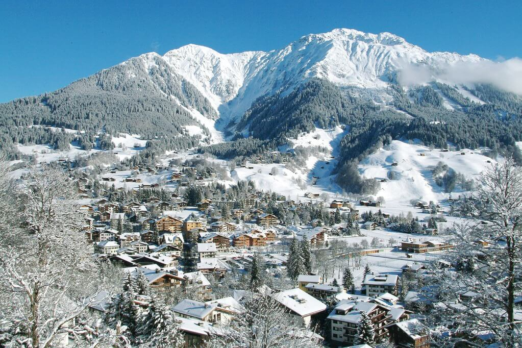 Switzerland Winter Holidays : Klosters : Copyright by Destination Davos Klosters