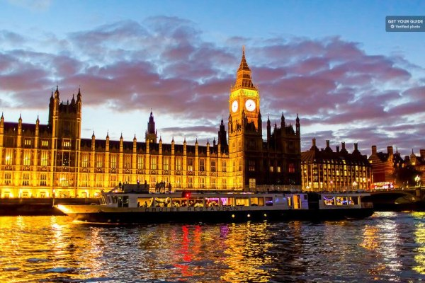 London Food Tours - Lunch or dinner on the Thames River