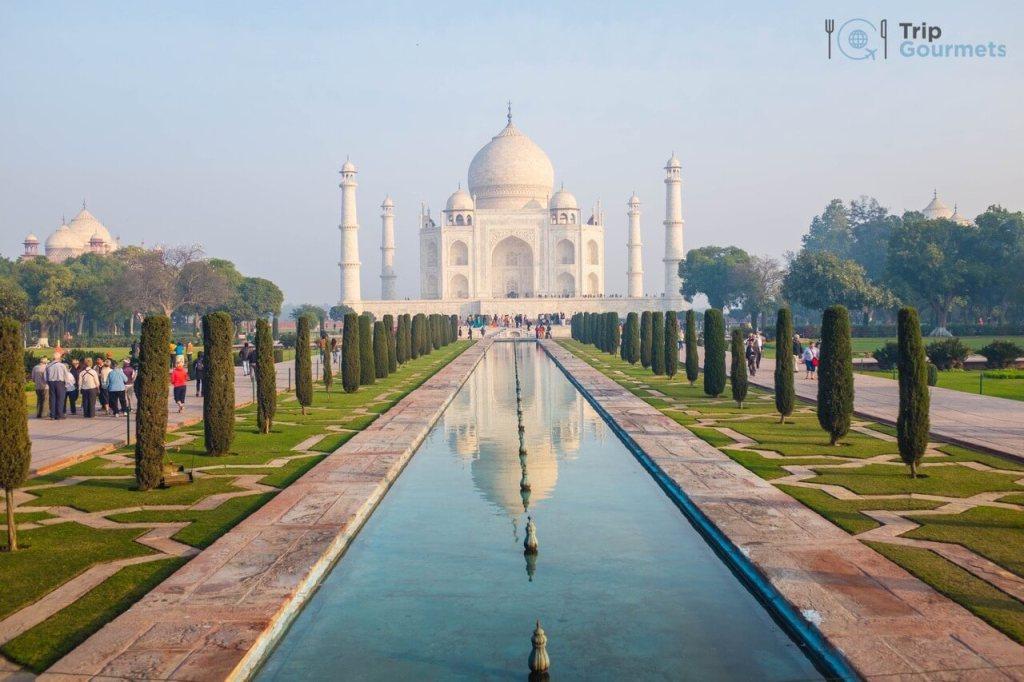Taj Mahal Sunrise Tour from Delhi - Later in the Day