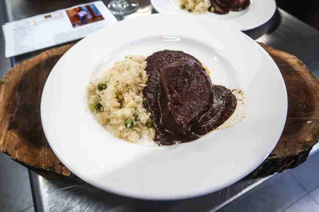 Playa del Carmen cooking classes - Mole poblano