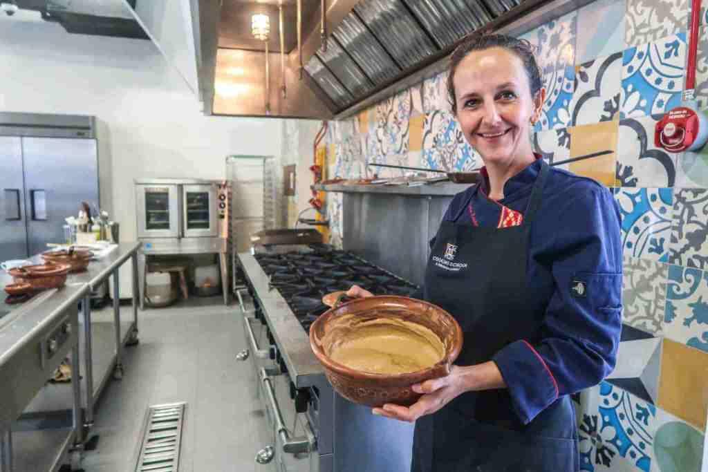 playa del carmen cooking classes - Karla Enciso