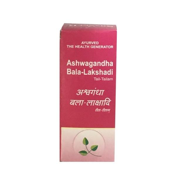 Ashwagandha Bala-Lakshadi Tail