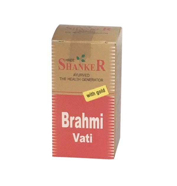Brahmi Vati Swarna Yukt