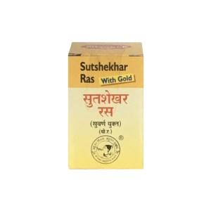 Sutshekhar Ras With Gold