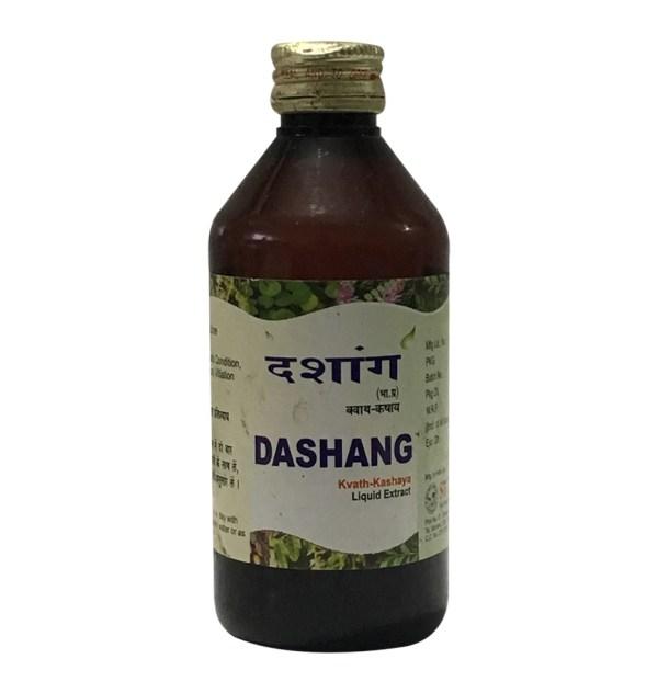 Dashang Kvath