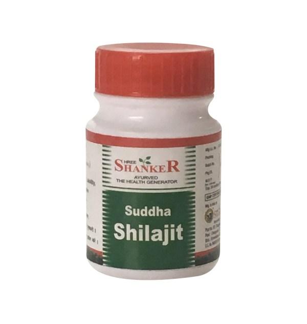 Shuddha Shilajit