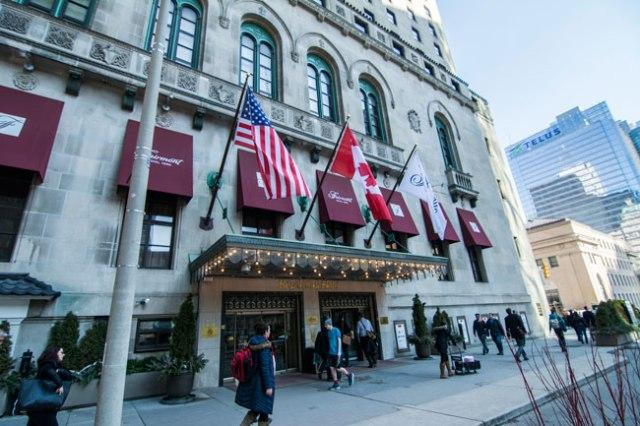 Farimont Hotel Royal Toronto