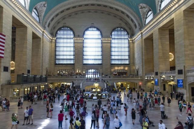 Hall principal de la Estación Central