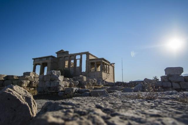 Propylaea Acropolis de Atenas