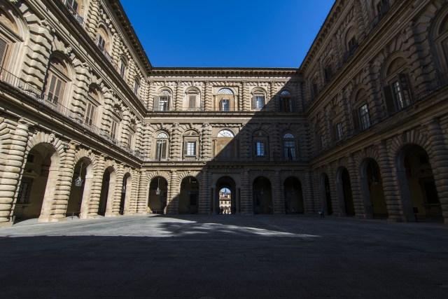 Palacio Pitti Florencia