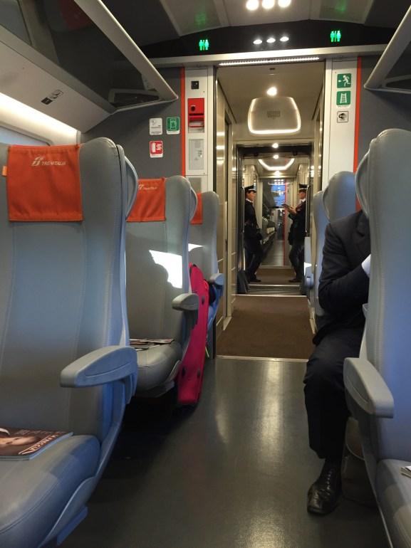 Controladores del tren Fressiarrosa