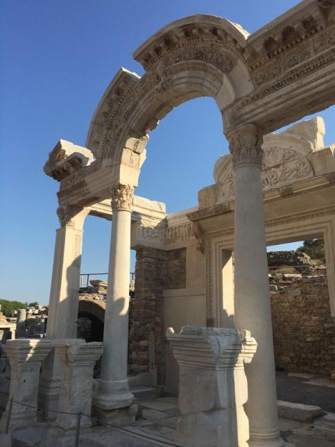Templo Éfeso Turquía
