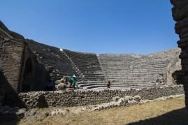 Anfiteatro Pompeya