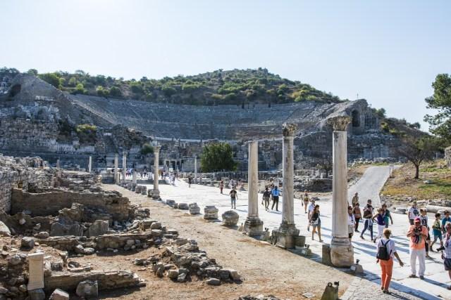 Anfiteatro Éfeso Turquía
