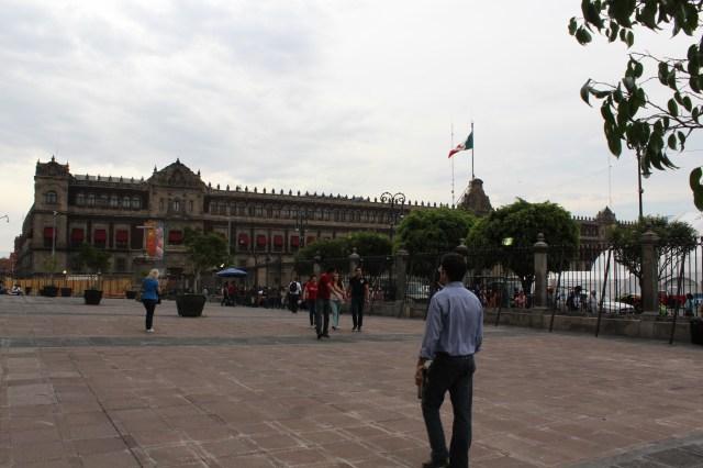 Palacio Mexico