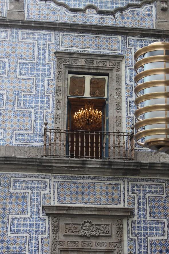 Casa Azulejos Mexico
