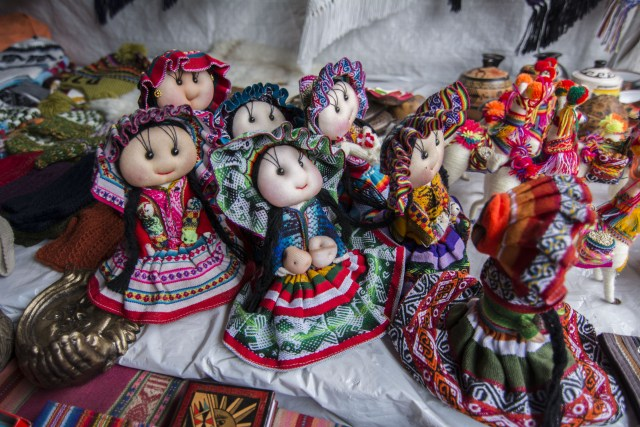Muñecas Andinas