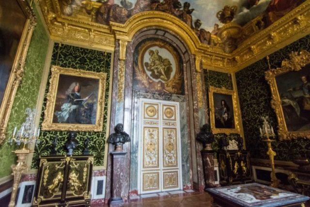 Habitaciones del Rey Palacio de Versalles