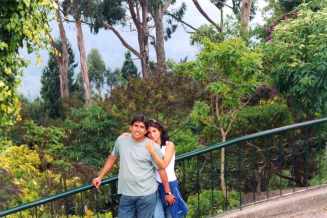 Camino a Funicular