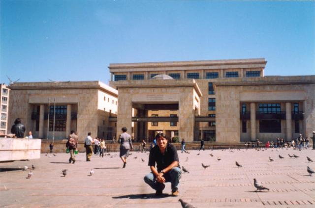 Palacio de Justicia Bogotá Colombia