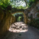 Camino entre piedras Quinta da Regaleira
