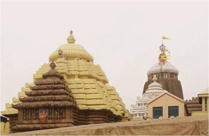Lord Jagannath Temple, Puri - One among the Char Dham
