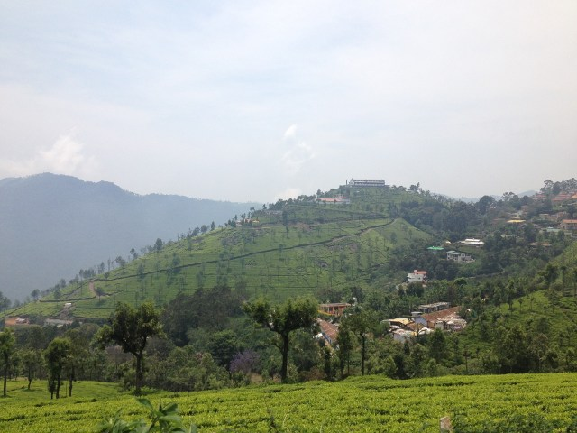 Ooty Mountains