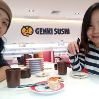 Genki Sushi finally opens in SM Megamall