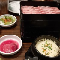 Sibyullee Unlimited Korean BBQ at Greenhills