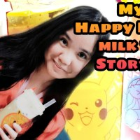 My Happy Lemon Milk Tea Story and Favorites + Win Nintendo Switch Lite with Happy Lemon PH Pokemon Promo