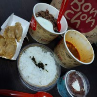My Bonchon Favorite Spicy Combinations!
