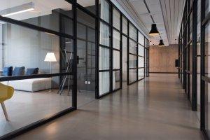 office hallways