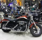 Used 1200 Sportster Custom 2013