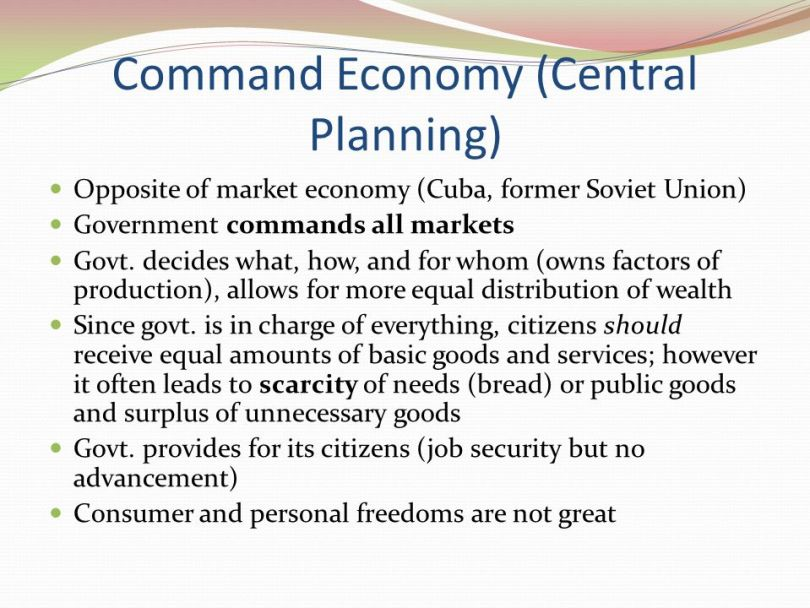 command+economy+(central+planning)