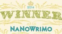Winning NaNoWriMo 2014