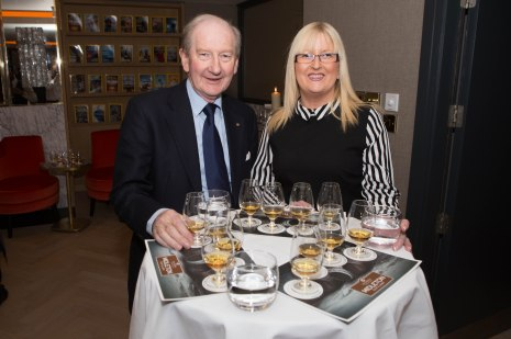 "DKANE 03/12/2015 REPRO FREE Pictured toasting the inaugural cultural Winter Whiskey Club masterclass 'Woman and Whiskey' at the River Lee Hotel are Aodh Bourke, Blackrock and Janice Casey, River Lee . The River Lee Winter Whiskey Club celebrated its inaugural session with a special masterclass entitled 'Women & Whiskey' led by female distiller Karen Cotter. Gathered with Cotter was a largely female audience who experienced a tasting flight of Ireland's finest whiskeys on the night, including Redbreast 12 year old, Greenspot, Jameson Black Barrel and Powers 12 year old. Karen Cotter, distiller at the Microdistillery at the Jameson Experience Midleton, which is part of Irish Distillers, said: ""Jameson has led the current surge in popularity of Irish whiskey – we've grown from less than 500,000 cases in the mid-1990s to 5 million cases this year. Jameson's signature smooth taste profile, Irish character and authenticity have won legions of fans globally and we have effectively communicated with consumers through marketing properties such as film and St. Patrick's Day. Ultimately, it's the taste of the product that secures its success and future potential – and we've got that in spades across our whole portfolio."" Research reveals that women make up just 25 per cent of whisky drinkers worldwide*, but that number is increasing as cocktail culture becomes embedded in society and the appreciation of provenance and taste grows. Woman are joining the ranks of self-confessed whiskey aficionados such as Christina Hendricks and Lady Gaga, who credits Jameson for helping her song writing. The River Lee has a number cultural events planned for the Winter Whiskey Club in the New Year including Whiskey & Culture with Sean O'Riordan, Whiskey & Fashion with the Irish Year of Design and Whiskey & Music with Triskal Arts Centre and Other Voices. For more information on upcoming Winter Whiskey events at the River Lee or to make a reservation vis"
